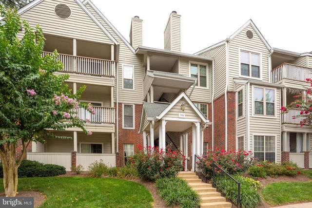 3914 Penderview Drive #523, FAIRFAX, VA 22033 (#VAFX1187986) :: RE/MAX Cornerstone Realty