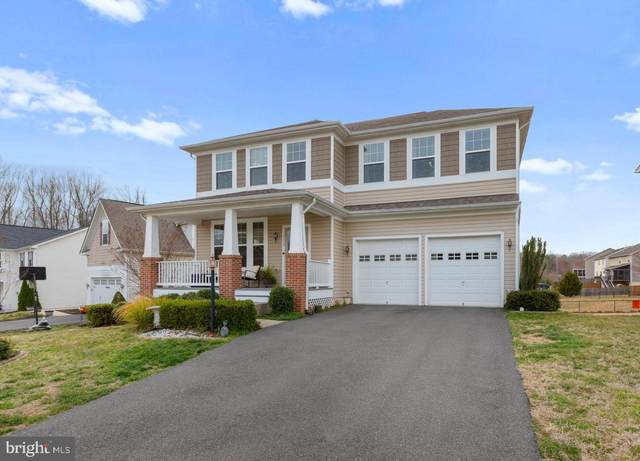 18578 Quantico Gateway Drive, TRIANGLE, VA 22172 (#VAPW517628) :: City Smart Living