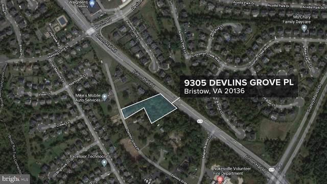 9305 Devlins Grove Place, BRISTOW, VA 20136 (#VAPW517630) :: AJ Team Realty