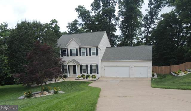 136 Brush Everard Court, STAFFORD, VA 22554 (#VAST230328) :: SURE Sales Group