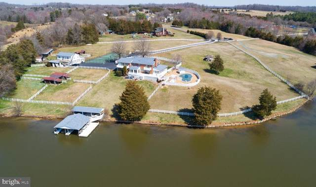 5900 Woodberry Farm Road, ORANGE, VA 22960 (#VASP229820) :: RE/MAX Cornerstone Realty
