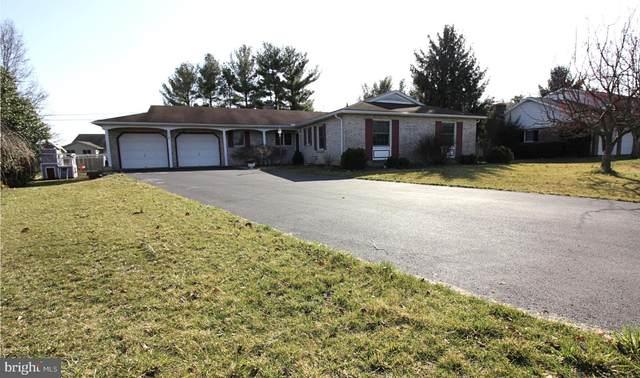 450 Colonial Drive, GREENCASTLE, PA 17225 (#PAFL178680) :: The Joy Daniels Real Estate Group
