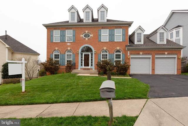 121 Mission Drive, GAITHERSBURG, MD 20878 (#MDMC749392) :: Corner House Realty