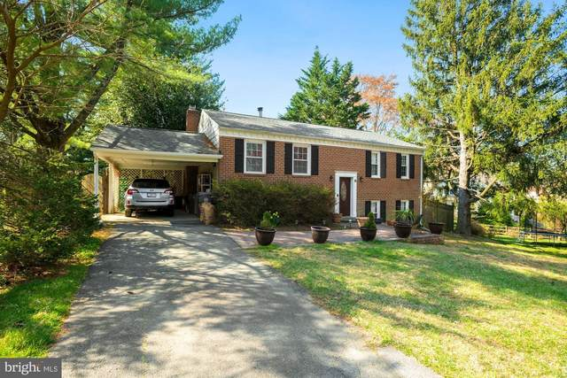 6 Grovepoint Court, ROCKVILLE, MD 20854 (#MDMC749402) :: Bob Lucido Team of Keller Williams Lucido Agency