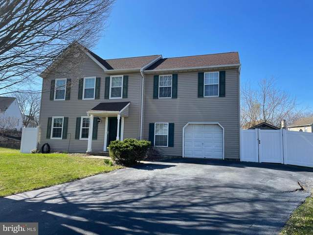 6076 High Meadow Drive, PIPERSVILLE, PA 18947 (#PABU522916) :: Linda Dale Real Estate Experts