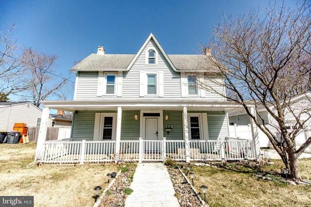 170 North Avenue, WEST BERLIN, NJ 08091 (#NJCD415632) :: Linda Dale Real Estate Experts