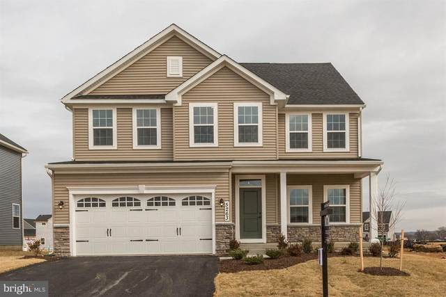 Duckweed Circle, ODENTON, MD 21113 (#MDAA462552) :: Realty One Group Performance