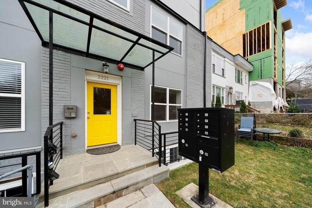 2221 M Street NE #202, WASHINGTON, DC 20002 (#DCDC513252) :: Corner House Realty