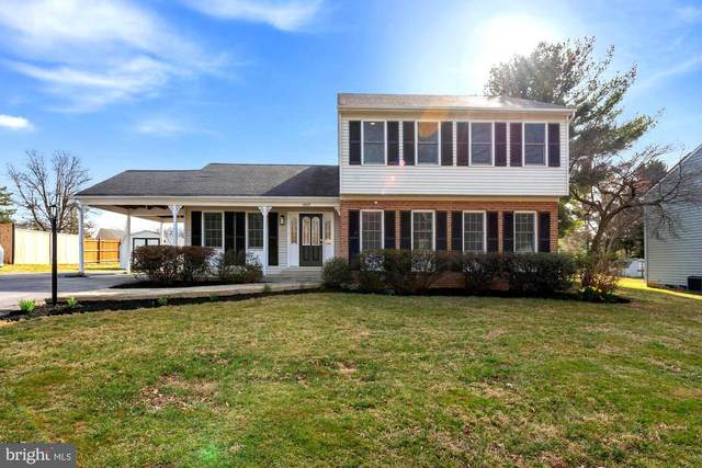 15409 Peach Orchard Road, SILVER SPRING, MD 20905 (#MDMC749470) :: City Smart Living