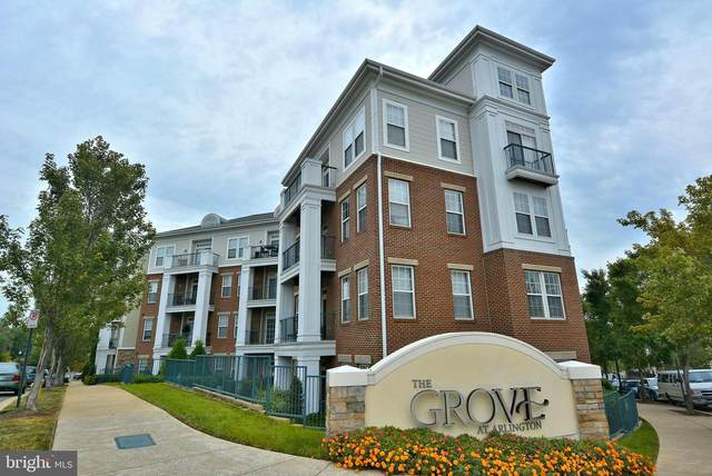 2301 25TH Street S 4-301, ARLINGTON, VA 22206 (#VAAR178378) :: Gail Nyman Group
