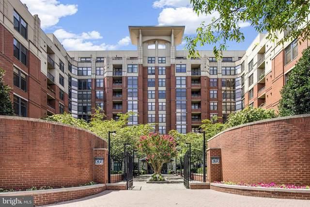 1021 N Garfield Street #519, ARLINGTON, VA 22201 (#VAAR178380) :: Debbie Dogrul Associates - Long and Foster Real Estate
