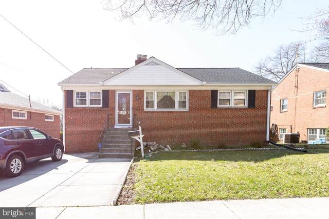 2606 Eccleston Street, SILVER SPRING, MD 20902 (#MDMC749484) :: Network Realty Group