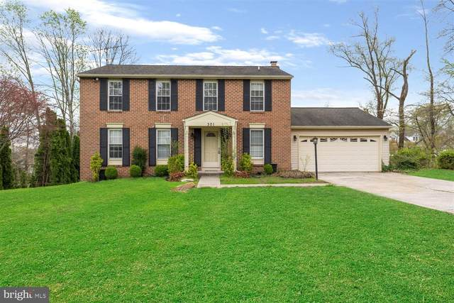301 Regal Drive, ABINGDON, MD 21009 (#MDHR257834) :: ExecuHome Realty