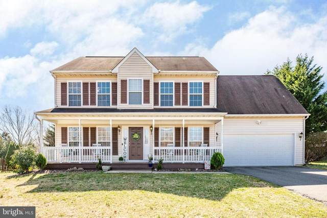 7415 Harvest Lane, FREDERICKSBURG, VA 22407 (#VASP229844) :: Crossman & Co. Real Estate