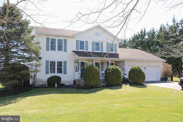8405 Grossnickle Court, WALKERSVILLE, MD 21793 (#MDFR279526) :: Realty One Group Performance