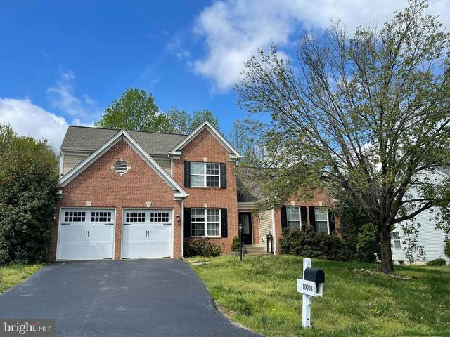 10018 Carters Grove Road, FREDERICKSBURG, VA 22408 (#VASP229846) :: Crossman & Co. Real Estate