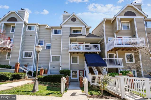 5804 Inman Park Circle #1004, ROCKVILLE, MD 20852 (#MDMC749514) :: Corner House Realty