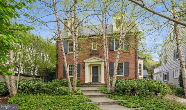 4509 Lowell Street NW, WASHINGTON, DC 20016 (#DCDC513314) :: Great Falls Great Homes