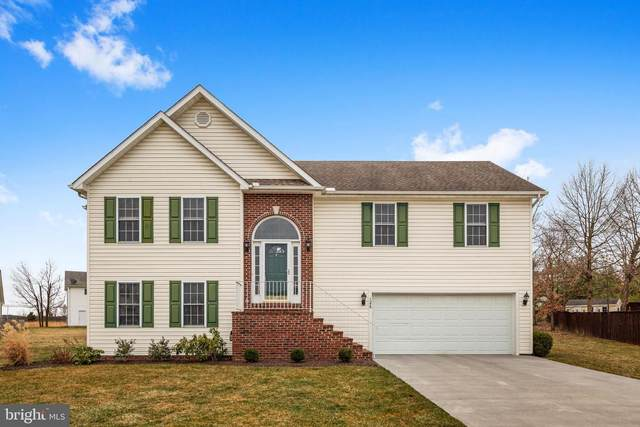 126 Brenton Court, STEPHENS CITY, VA 22655 (#VAFV162864) :: The MD Home Team