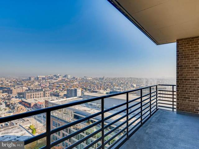 675 President Street #2106, BALTIMORE, MD 21202 (#MDBA544028) :: Jacobs & Co. Real Estate