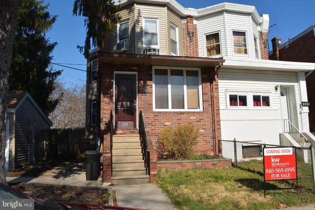 209 Staley Avenue, DARBY, PA 19023 (#PADE541912) :: Jason Freeby Group at Keller Williams Real Estate