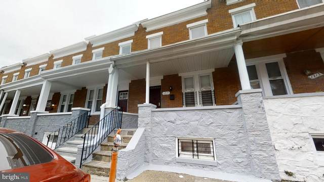 1215 N Decker Avenue, BALTIMORE, MD 21213 (#MDBA544034) :: Dart Homes