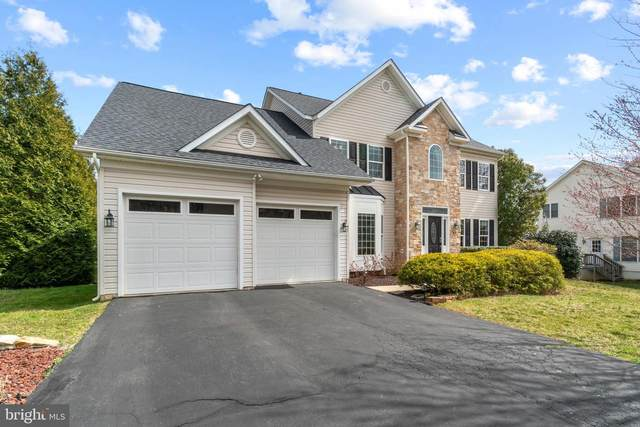22 Pinkerton Court, STAFFORD, VA 22554 (#VAST230366) :: Realty One Group Performance