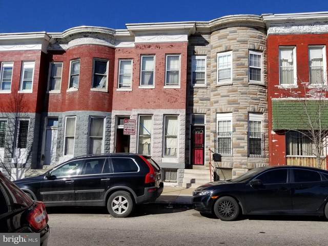 1734 N Monroe Street, BALTIMORE, MD 21217 (#MDBA544046) :: AJ Team Realty