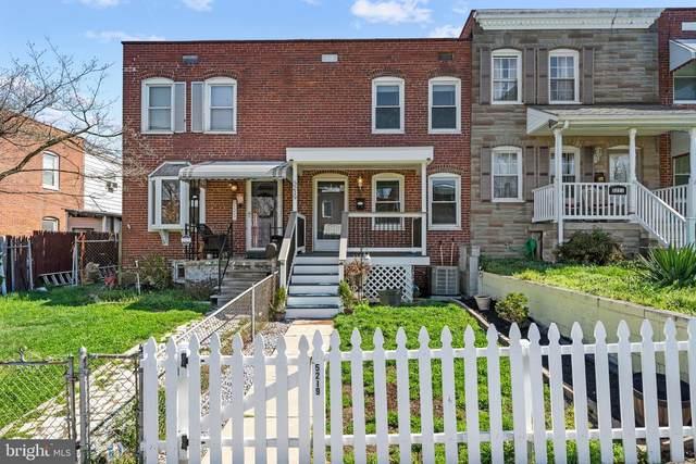 5219 4TH Street, BALTIMORE, MD 21225 (MLS #MDAA462622) :: Maryland Shore Living | Benson & Mangold Real Estate