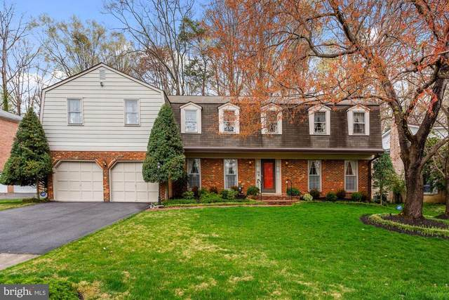 12220 Hollybank Drive, FORT WASHINGTON, MD 20744 (#MDPG600690) :: Realty One Group Performance