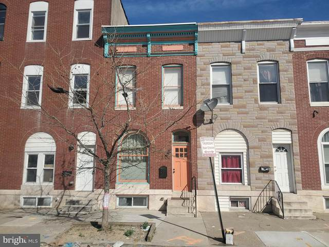 3404 E Baltimore Street, BALTIMORE, MD 21224 (#MDBA544056) :: Jacobs & Co. Real Estate