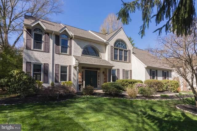 1085 Larc Lane, WEST CHESTER, PA 19382 (#PACT531816) :: Keller Williams Real Estate