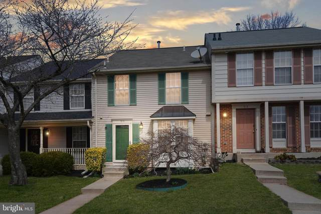 515 Hollyberry Way, FREDERICK, MD 21703 (#MDFR279548) :: The MD Home Team