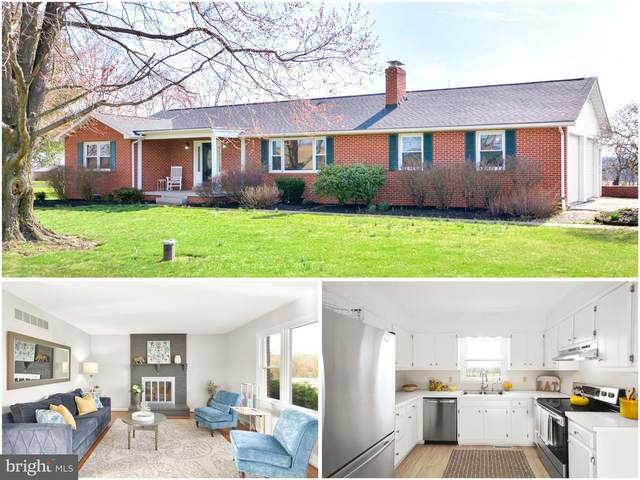1507 Pleasant View Road, ADAMSTOWN, MD 21710 (#MDFR279550) :: Realty One Group Performance