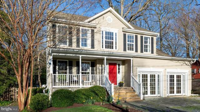 403 Holly Drive, ANNAPOLIS, MD 21403 (#MDAA462650) :: Network Realty Group