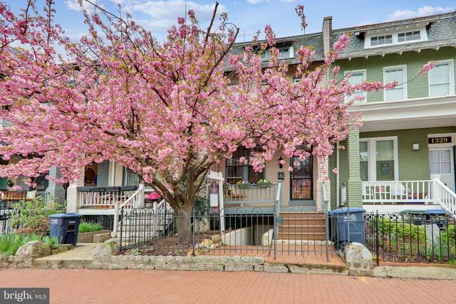 1331 E Street SE, WASHINGTON, DC 20003 (#DCDC513410) :: City Smart Living