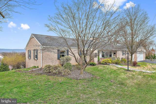 2870 Sunset Drive, CAMP HILL, PA 17011 (#PACB133046) :: ExecuHome Realty