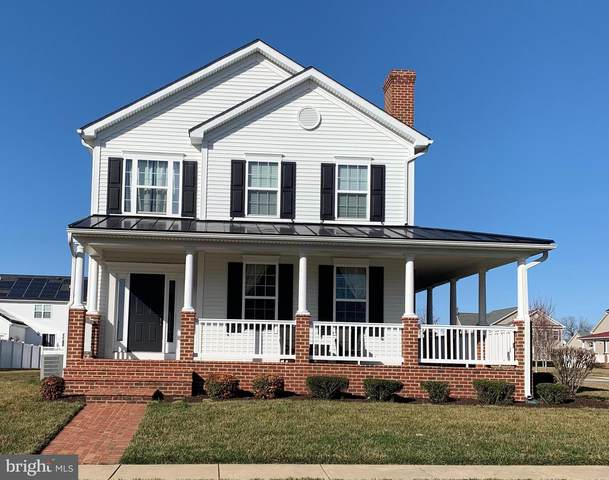 23567 Pine Bluff Way, LEONARDTOWN, MD 20650 (#MDSM175186) :: The Miller Team