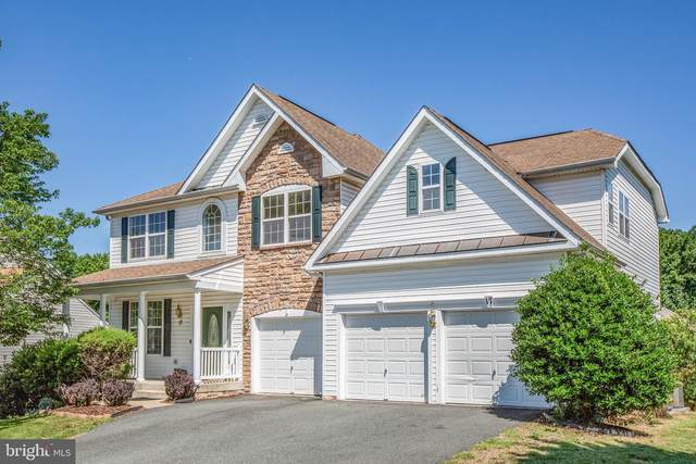 17 Pinehurst Lane, STAFFORD, VA 22554 (#VAST230392) :: Century 21 Dale Realty Co