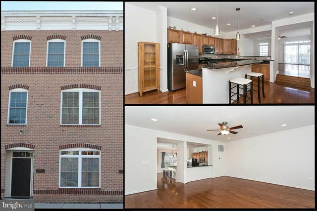 612 S Glover Street, BALTIMORE, MD 21224 (#MDBA544110) :: Berkshire Hathaway HomeServices McNelis Group Properties