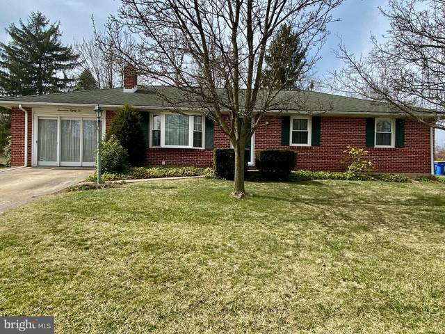 1782 Oakley Drive, DOVER, PA 17315 (#PAYK155032) :: Iron Valley Real Estate