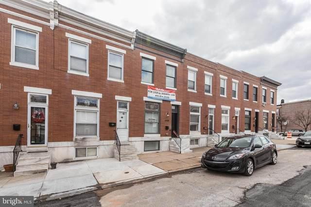 3709 Hudson Street, BALTIMORE, MD 21224 (#MDBA544122) :: The Putnam Group