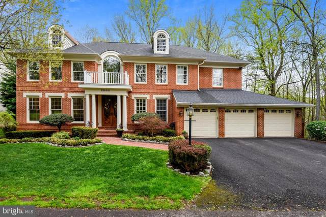 12805 Hamlet Hill Way, FAIRFAX, VA 22030 (#VAFX1188276) :: Debbie Dogrul Associates - Long and Foster Real Estate