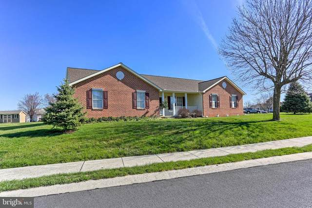 18 Fieldcrest Drive, LITTLESTOWN, PA 17340 (#PAAD115392) :: The Heather Neidlinger Team With Berkshire Hathaway HomeServices Homesale Realty