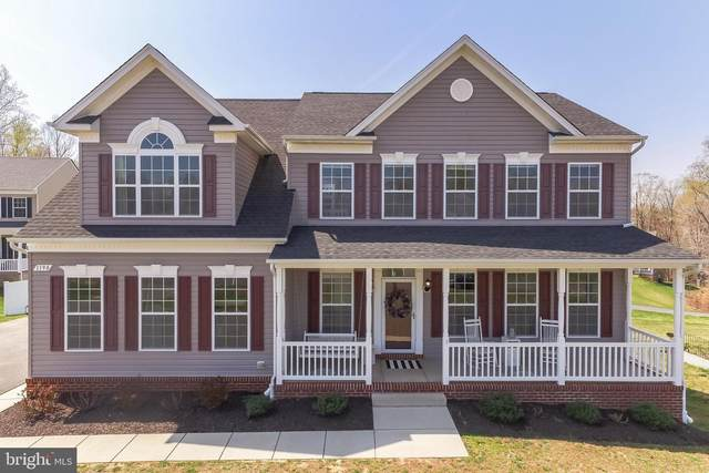 1190 Fairwood Drive, HUNTINGTOWN, MD 20639 (#MDCA181790) :: The Maryland Group of Long & Foster Real Estate