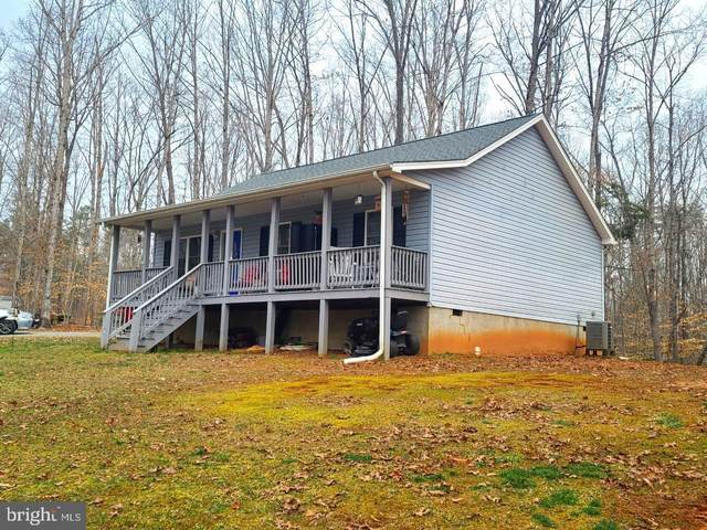 393 Lazy Acres Road, BUMPASS, VA 23024 (#VALA122860) :: RE/MAX Cornerstone Realty
