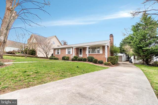 337 Hanson Avenue, FREDERICKSBURG, VA 22401 (#VAFB118752) :: Advance Realty Bel Air, Inc