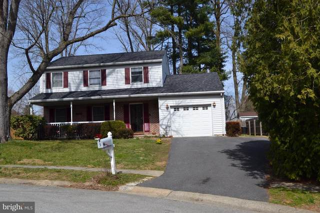 5 Philip Court, NEWARK, DE 19711 (#DENC523000) :: RE/MAX Main Line