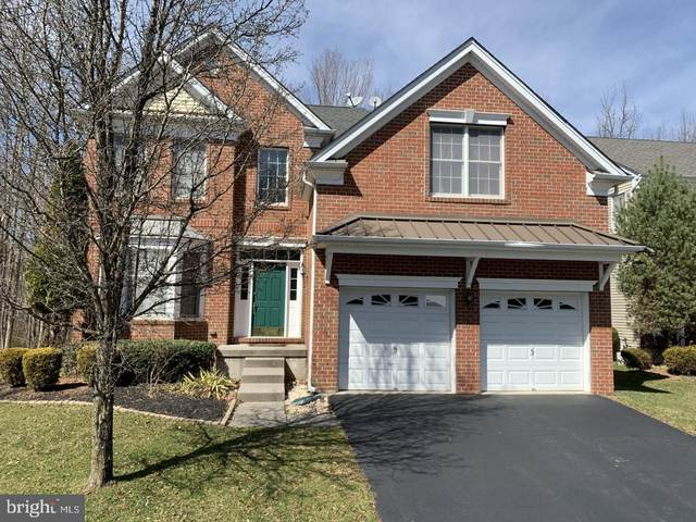 7 Juliet Court, PRINCETON, NJ 08540 (#NJME309622) :: Jason Freeby Group at Keller Williams Real Estate