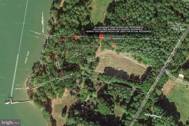 7272 Cooper Point Road, BOZMAN, MD 21612 (MLS #MDTA140686) :: Maryland Shore Living   Benson & Mangold Real Estate